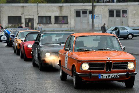 BMW Group Classic: Creme21