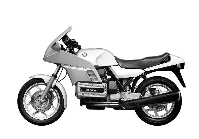 BMW K 100 RS (two-valve)