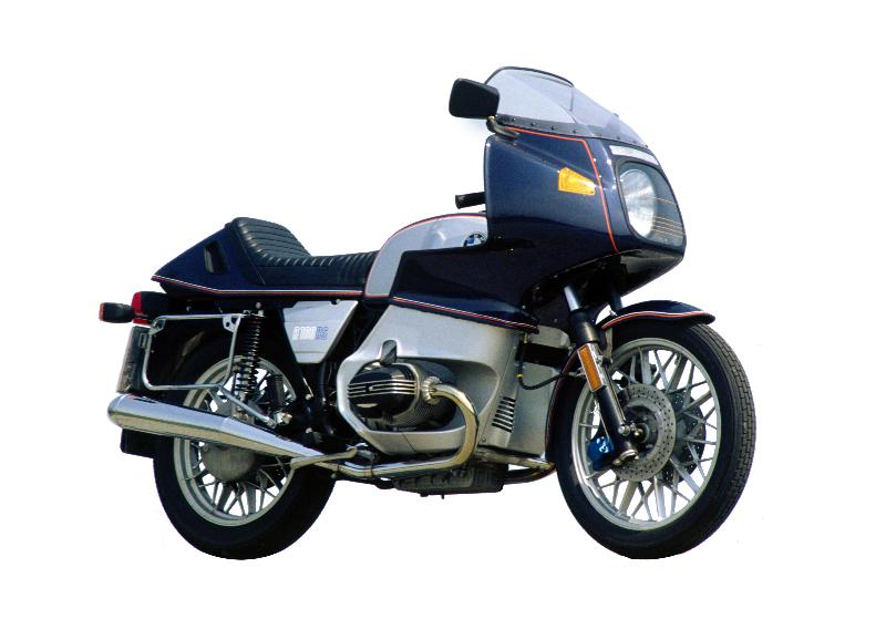 BMW R 100 RS (twin swing arm)