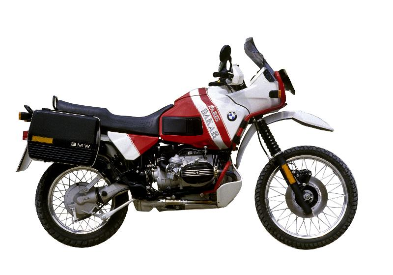 BMW R 100 GS Paris-Dakar (E88)