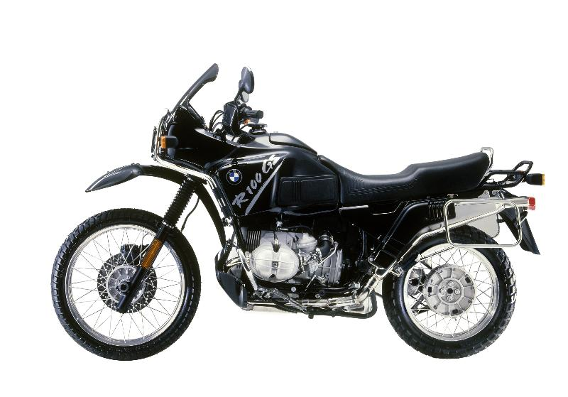 BMW R 100 GS Paris-Dakar (E91)