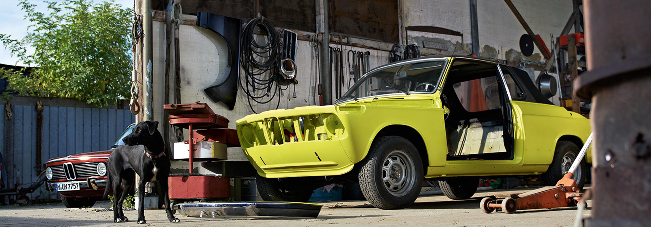 BMW Group Classic: Teile Shop